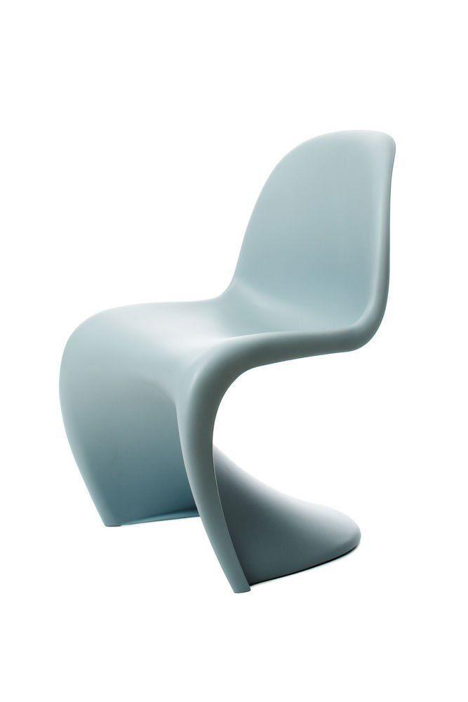 amazon com vitra panton chair white chairs furniture