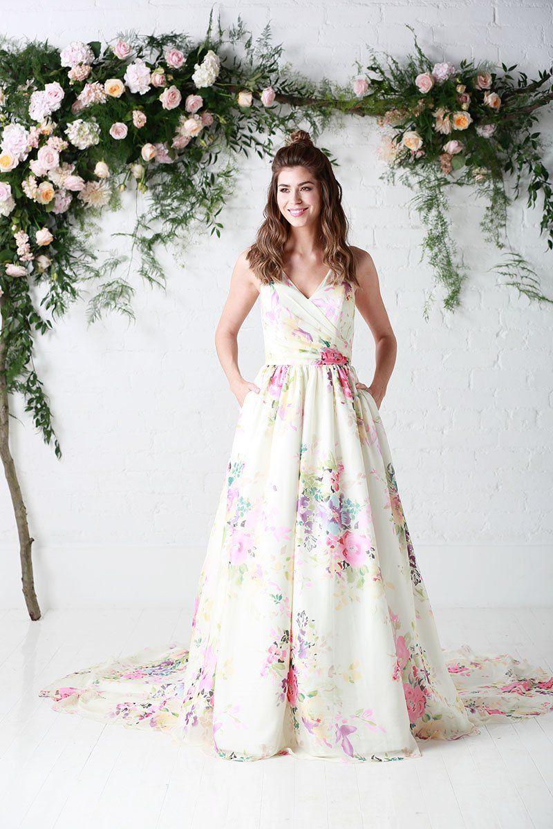 Fantastic Floral Bridesmaid Dresses Uk Picture Collection - Wedding ...