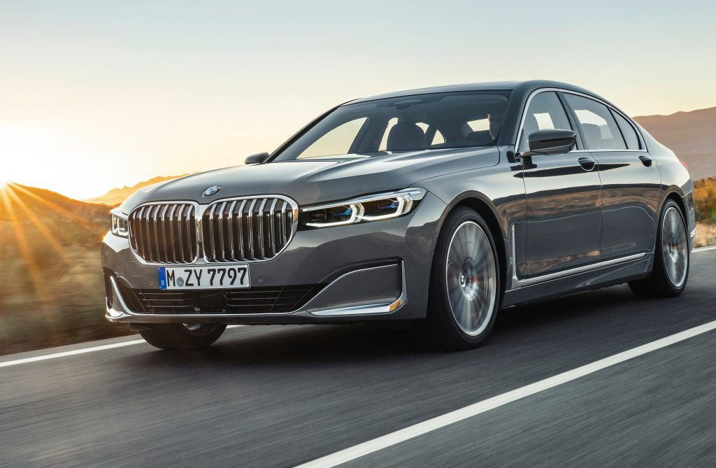 2020 Bmw 7 Series Gets Bigger Grille New V8 And More Tech Bmw Series Bmw 7 Series Bmw
