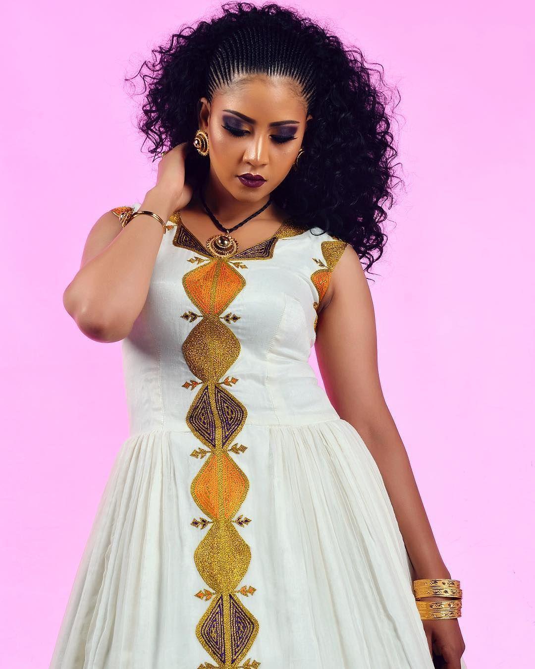 ethio_princess_wedding_makeup GET YOUR HABESHA DRESSES