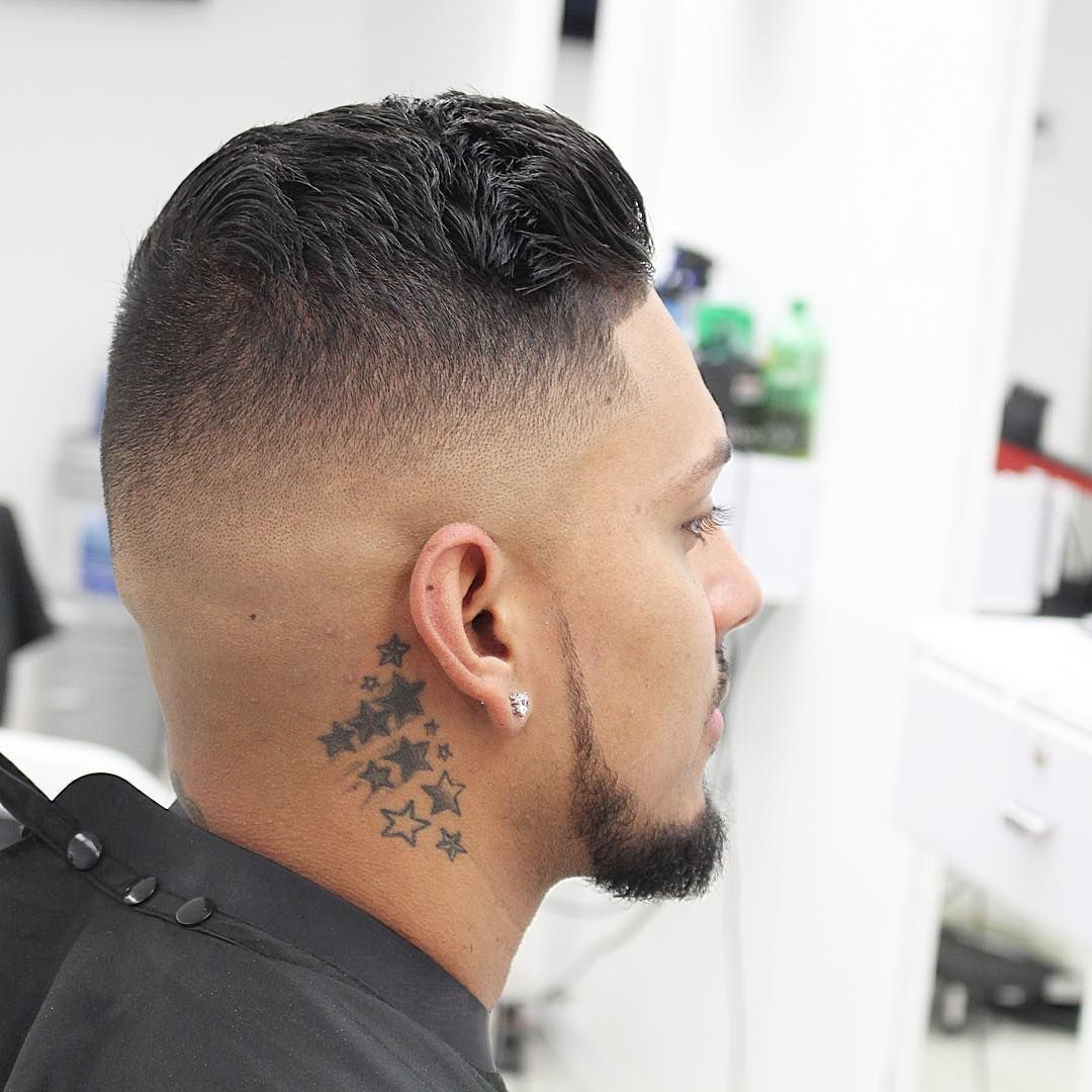 20 Neat And Smart High And Tight Haircuts Military 2018 Popular