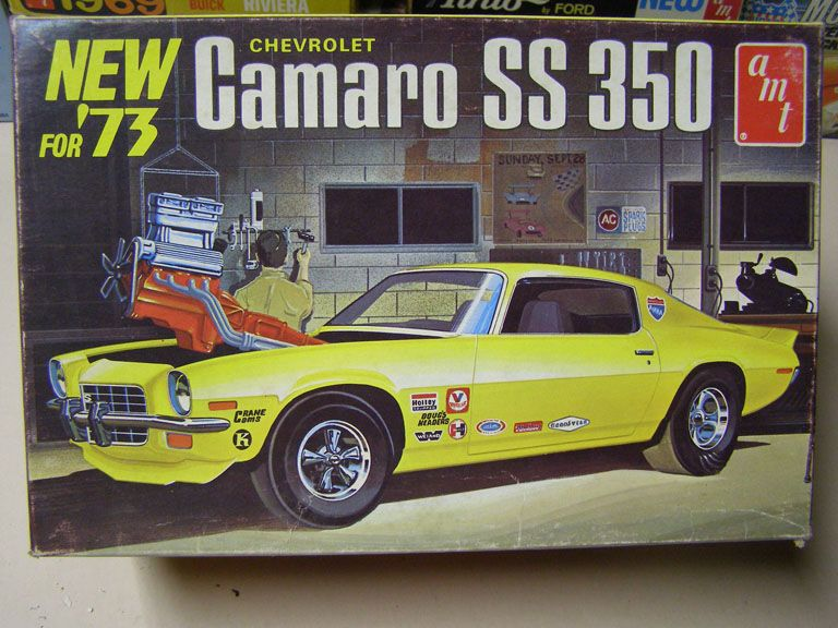 Model Kits 1 25 Scale Model Cars Kits Camaro Models Car Model