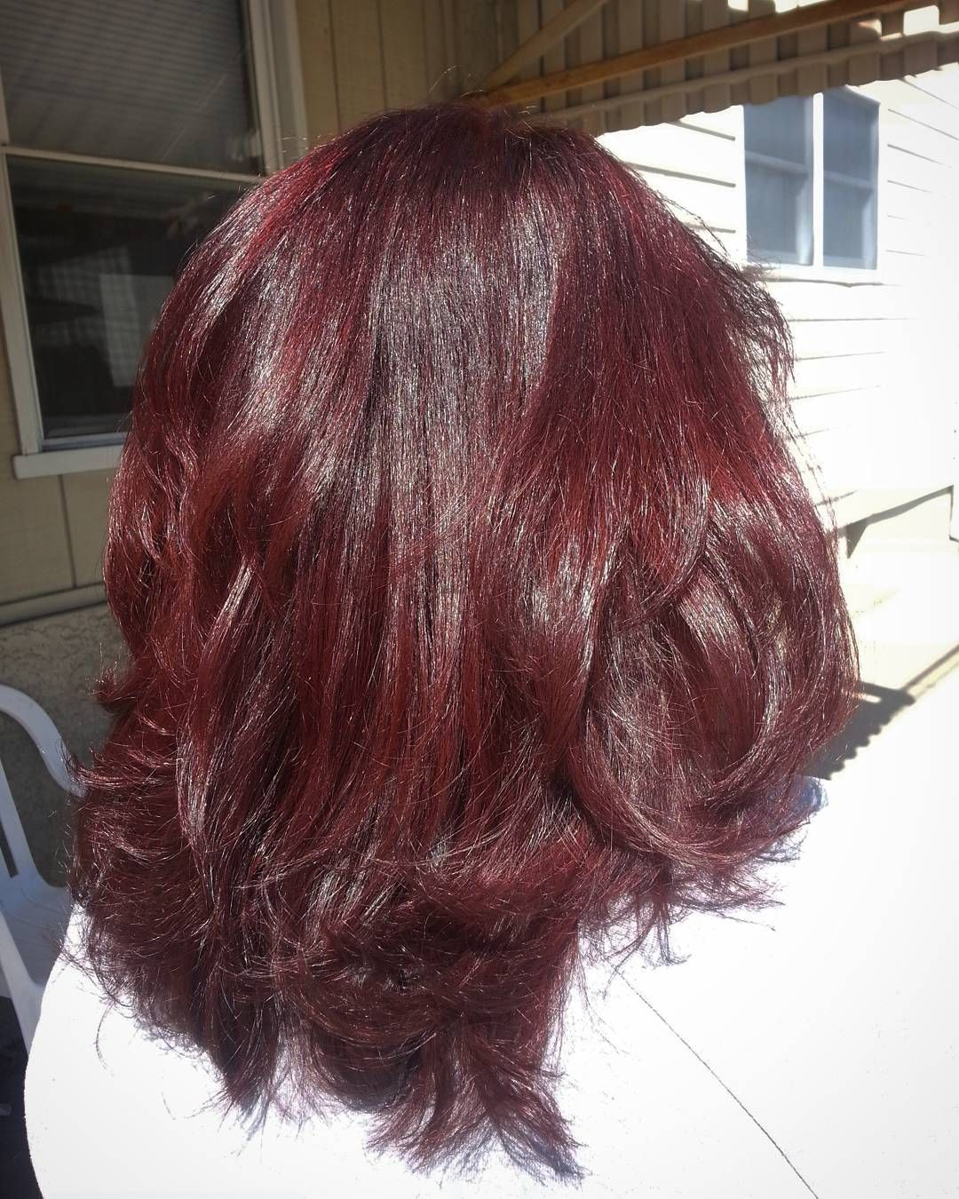 50 Superb Maroon Hair Color Shades — Become a Headturner