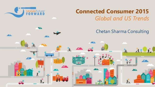 Connected Consumer 2015 Global and US Trends Chetan Sharma Consulting