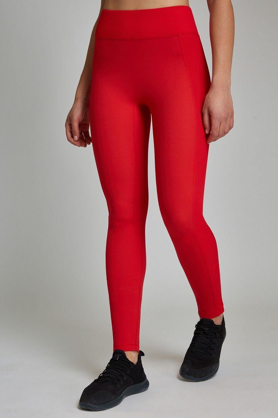 68d2f6f3ae09a6 All Access | Things to Wear | Sock leggings, Leggings, Red leggings