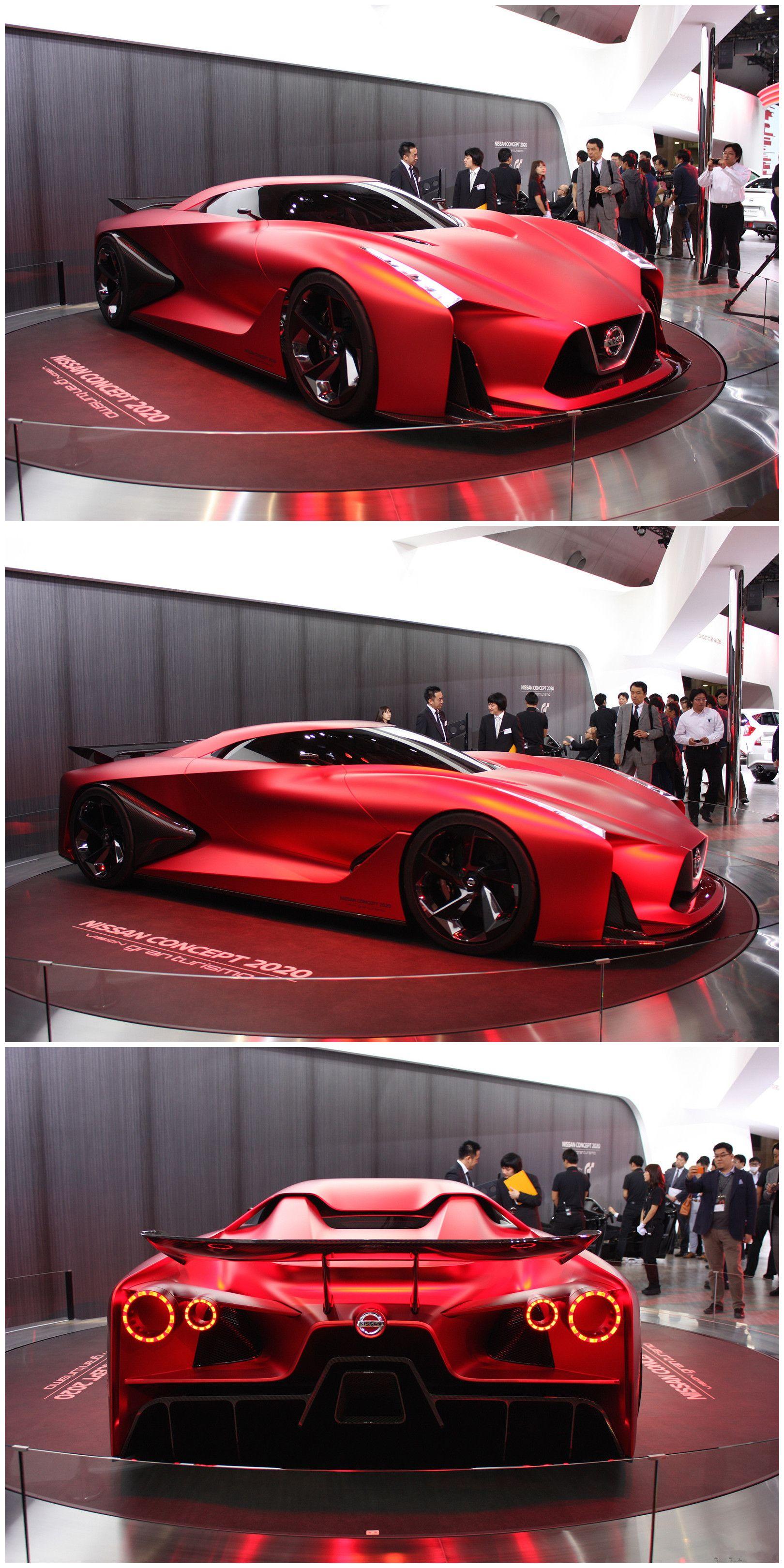 New Nissan GTR Nissan Concept 2020 VGT New nissan gtr