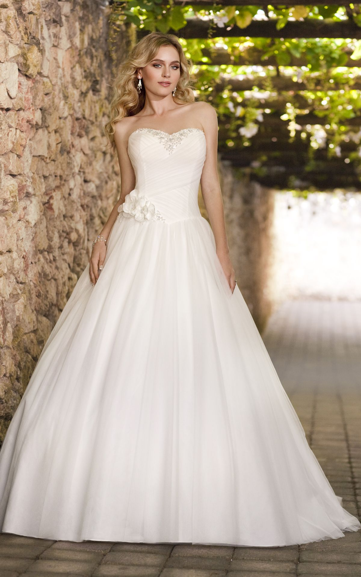 Stella york dress wedding dresses pinterest stella york