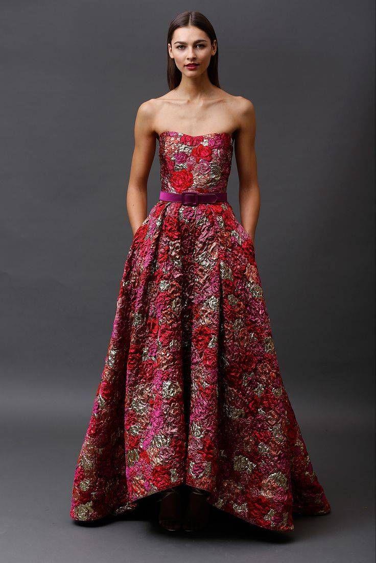 vestidos de madrina de boda moda 2015 | VESTIDOS | Pinterest ...