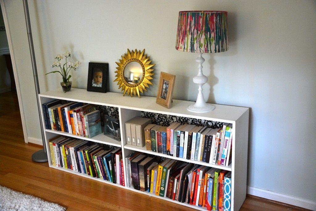 My Second Hand Reading Room Bookshelves Diy Bookshelf Makeover