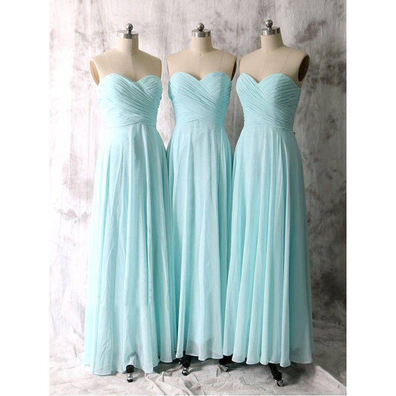 b3a6df56536 L15 Simple Long Bridesmaid Dresses
