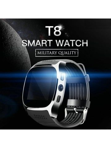 T8 Bluetooth Smart Watch Smart Watch With Camera Facebook