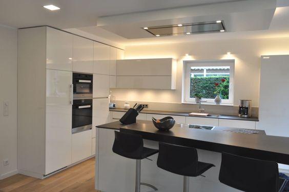 Wohnideen, Interior Design, Einrichtungsideen \ Bilder Interiors - küchen wanduhren design