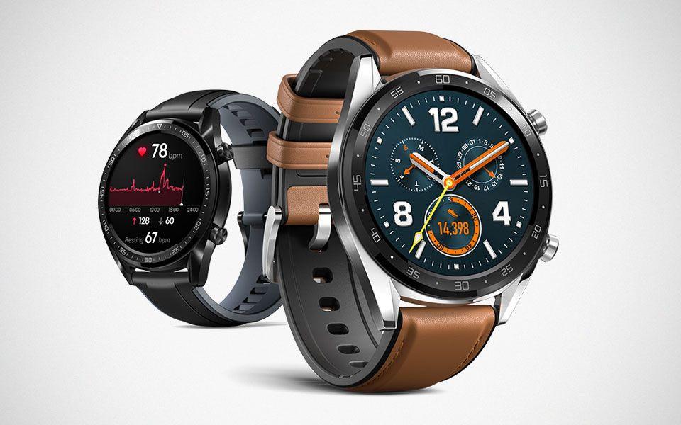 Huawei Unveiled Huawei Watch Gt And Huawei Band 3 Pro Huawei Watch Smart Watch Latest Smartwatch