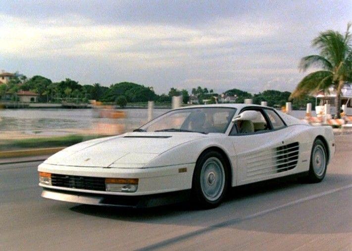 Ferrari Testarossa Miami Vice Ferrari Testarossa Miami Vice