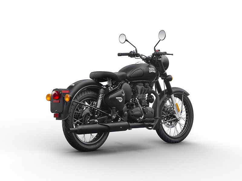 2018 Royal Enfield Classic Stealth Black Abs Enfield Classic