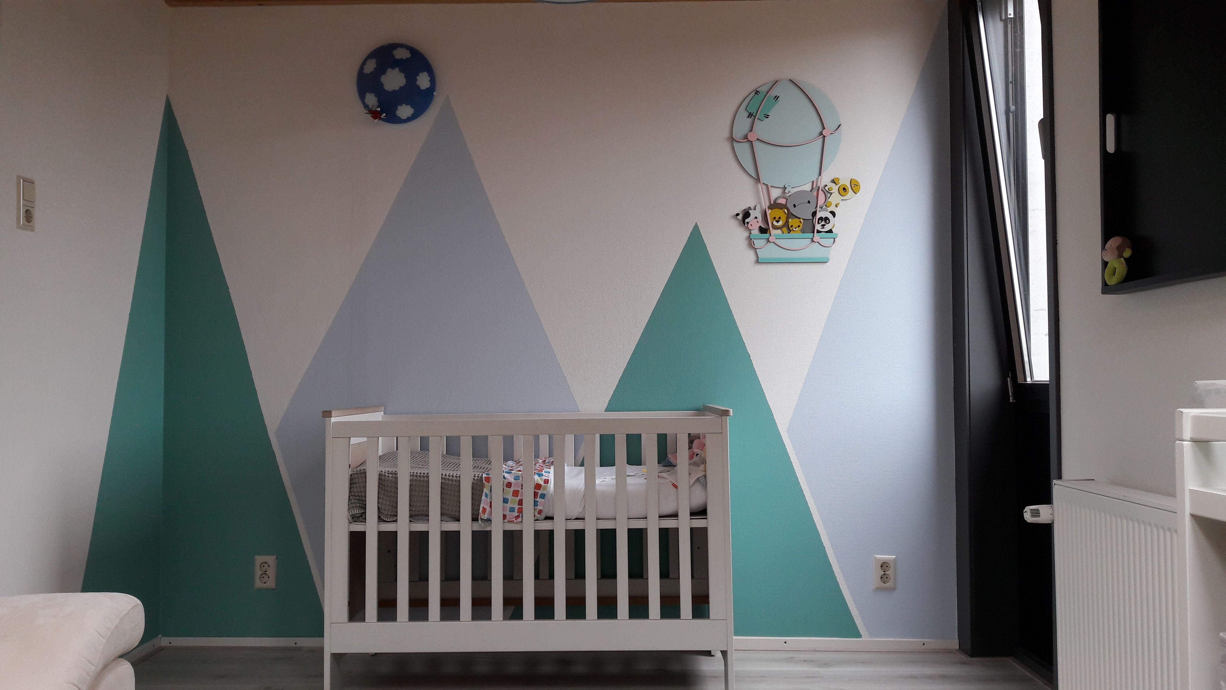 Mooi Nijntje Babykamer : Originele muur babykamer mooie houten muursticker van diertjes in