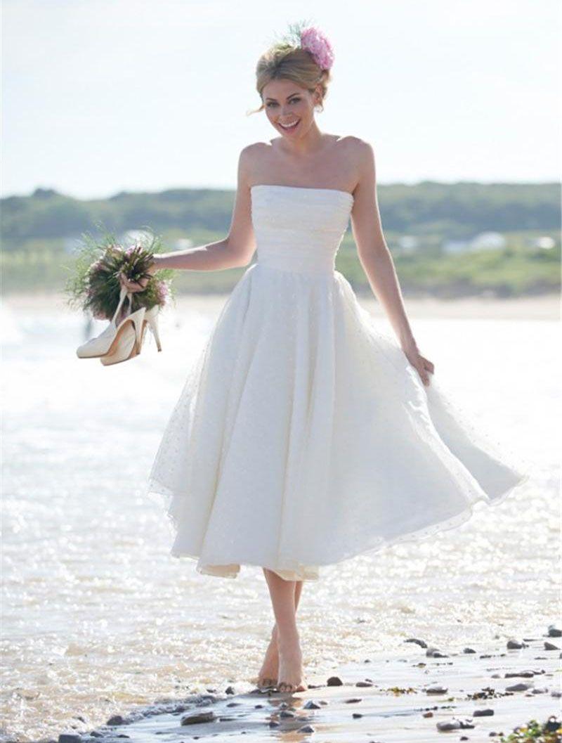 Simple wedding dresses cheap  Find More Wedding Dresses Information about Cheap Plus Size Tea