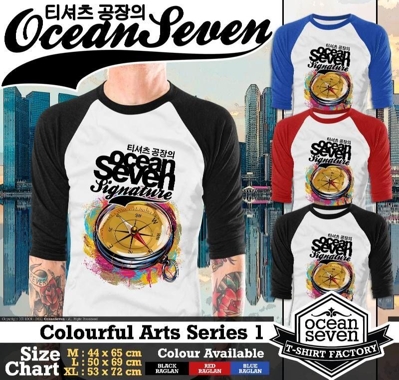 PROXIM Clothing Co Distributor Resmi Ocean Seven TShirt