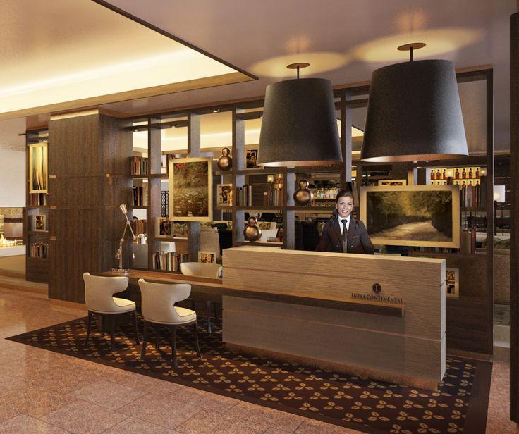 cool concierge desk google search - Concierge Desk Design