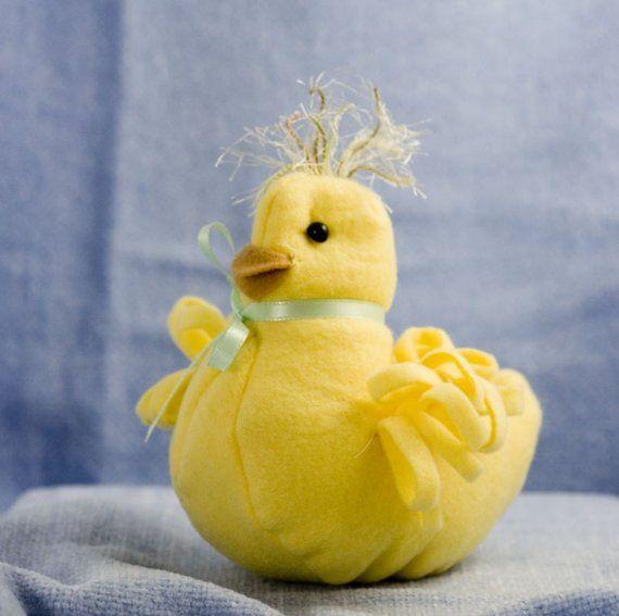 cute little duck