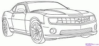 Bumblebee Camaro Google Search Cars Coloring Pages Car
