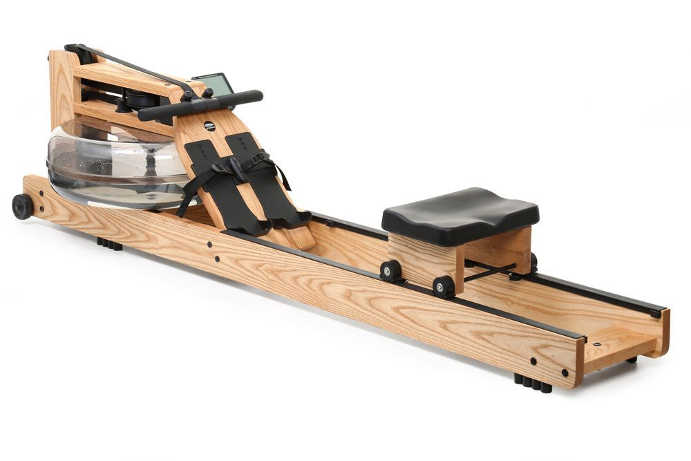 Waterrower Natural Rowing Machine With S4 Monitor In 2020 Rowing Rowing Machines Outdoor Water Activities