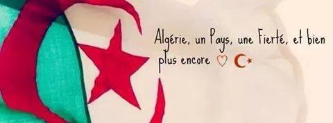 Lalgerie Mon Beau Pays Fille Algerienne Melange