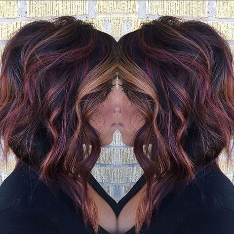 "Wella Education on Instagram: ""Hello from the other side, we've called a thousand times to tell you this color makes our heart flutter. Right, Adele?…"""