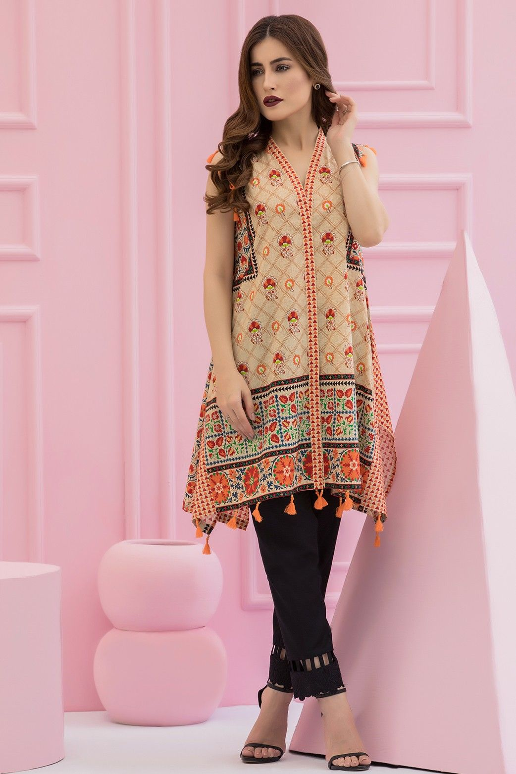 f16e10e494 Unstitched Pakistani Cambric Dress On Online Sale Buy Online By Zeen  Cambridge Winter Collection 2017 In