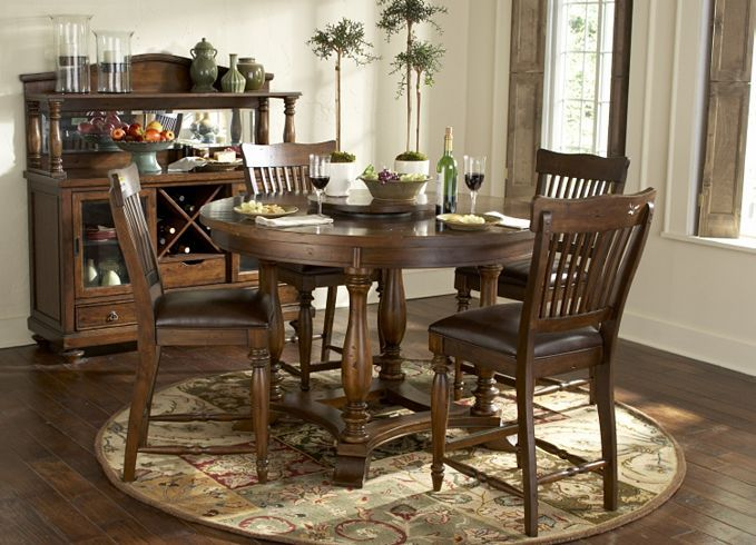 Rustic Gathering Table 3 Dining Room Sets Formal Dining Room
