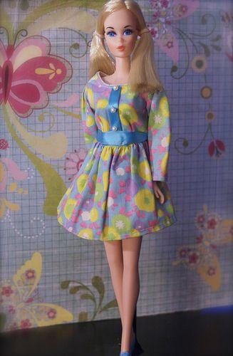 Vintage Barbie - Mod Era European Fun Time Barbie