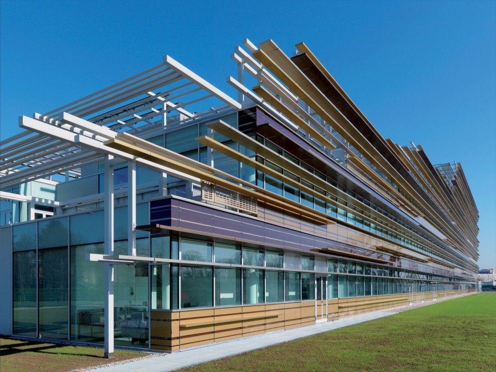 3m Italia Headquarters Mario Cucinella Architects Sustainable