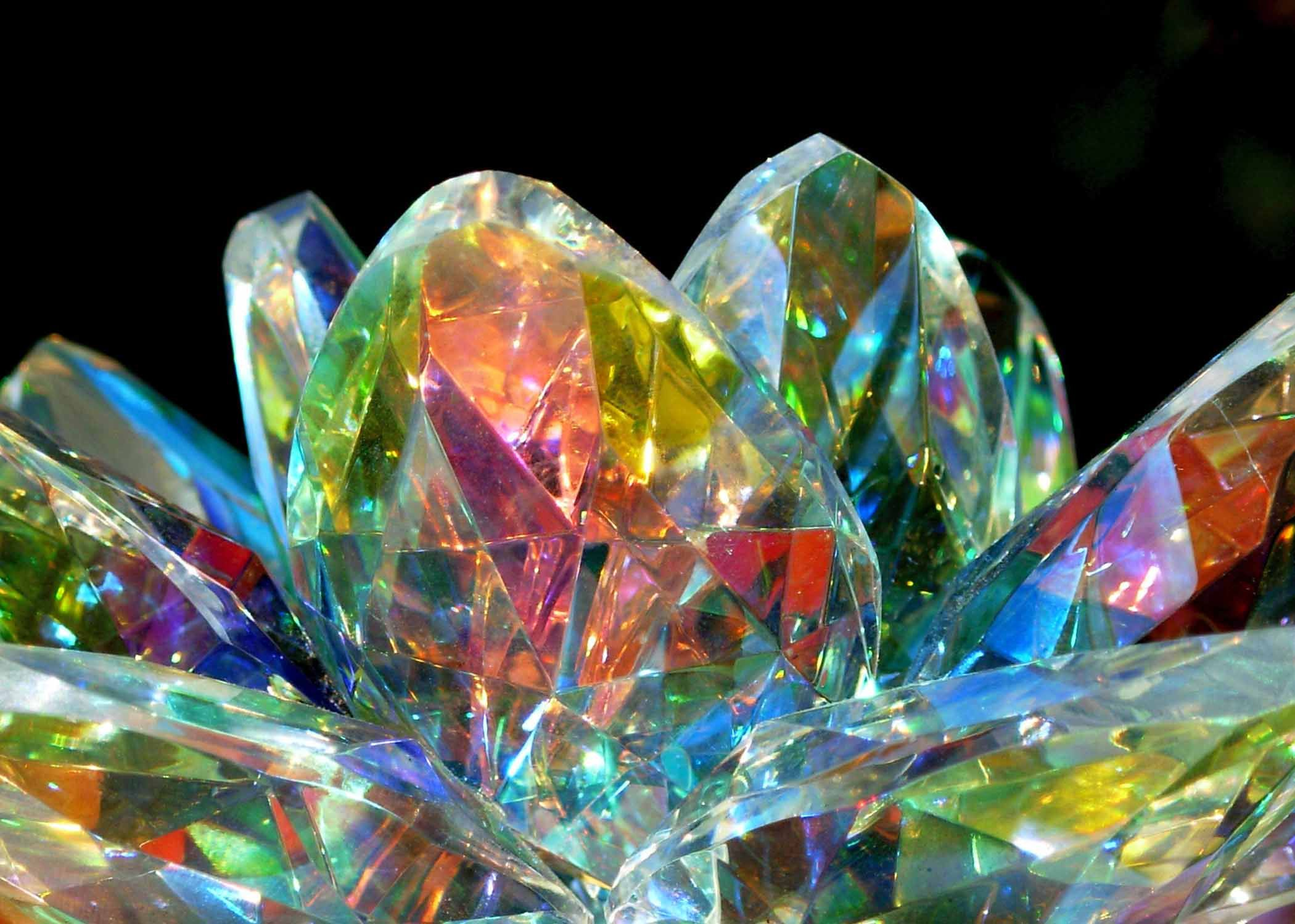 collection of crystals wallpaper on spyder wallpapers 1280