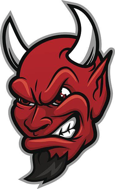 devil art vector devils demons logos pinterest devil logos rh pinterest com red devil logos devil logos images