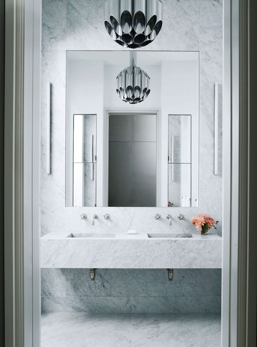 fantastic wall mirror ideas to inspire lavish bathroom designs rh pinterest co uk