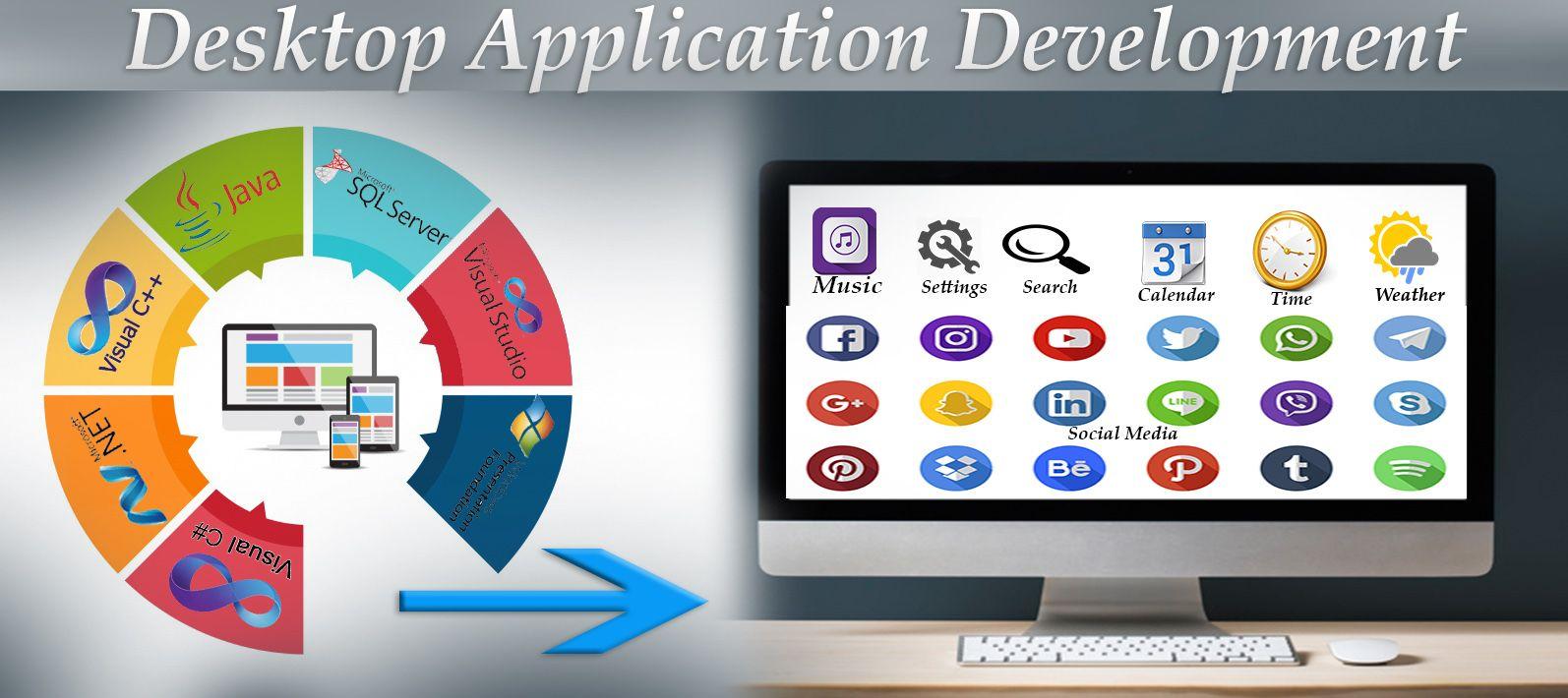 Pin on Desktop Application Company in Hyderbad