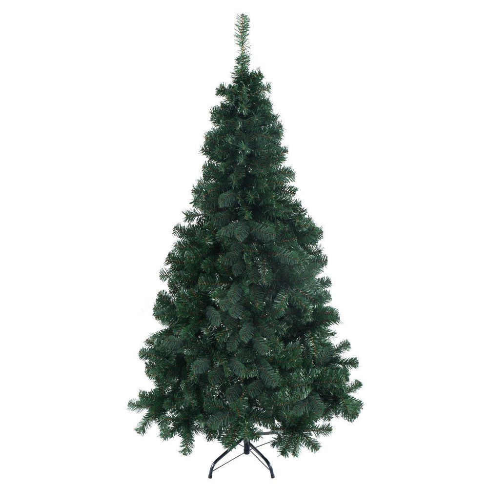 7ft Artificial Christmas Tree Green Indoor Outdoor Holidays Decoration Stand Sma Best Artificial Christmas Trees Fake Christmas Trees Outdoor Holiday Decor
