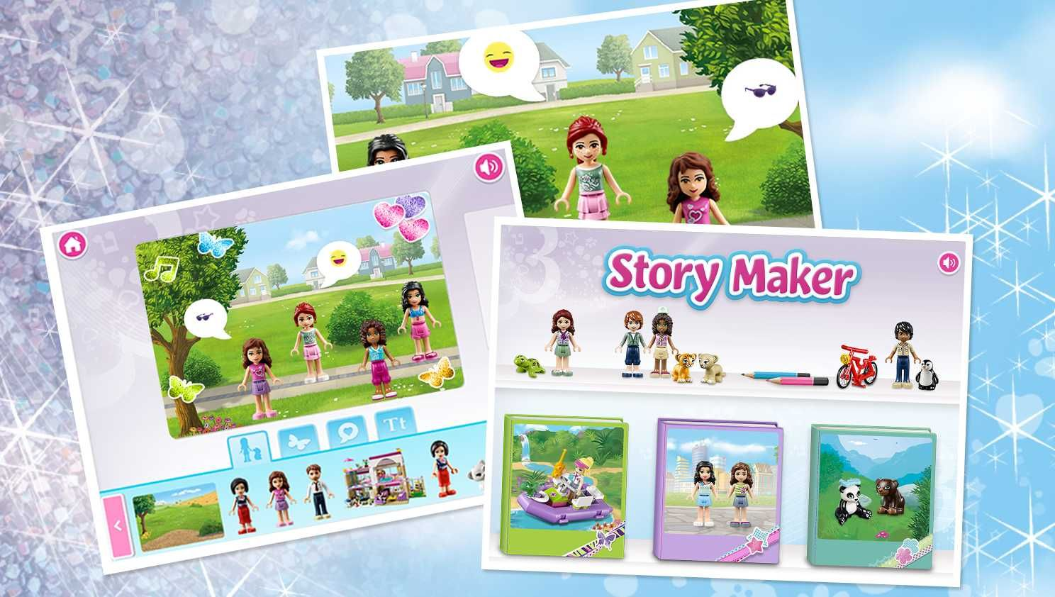 Games LEGO® Friends™ Friends (With