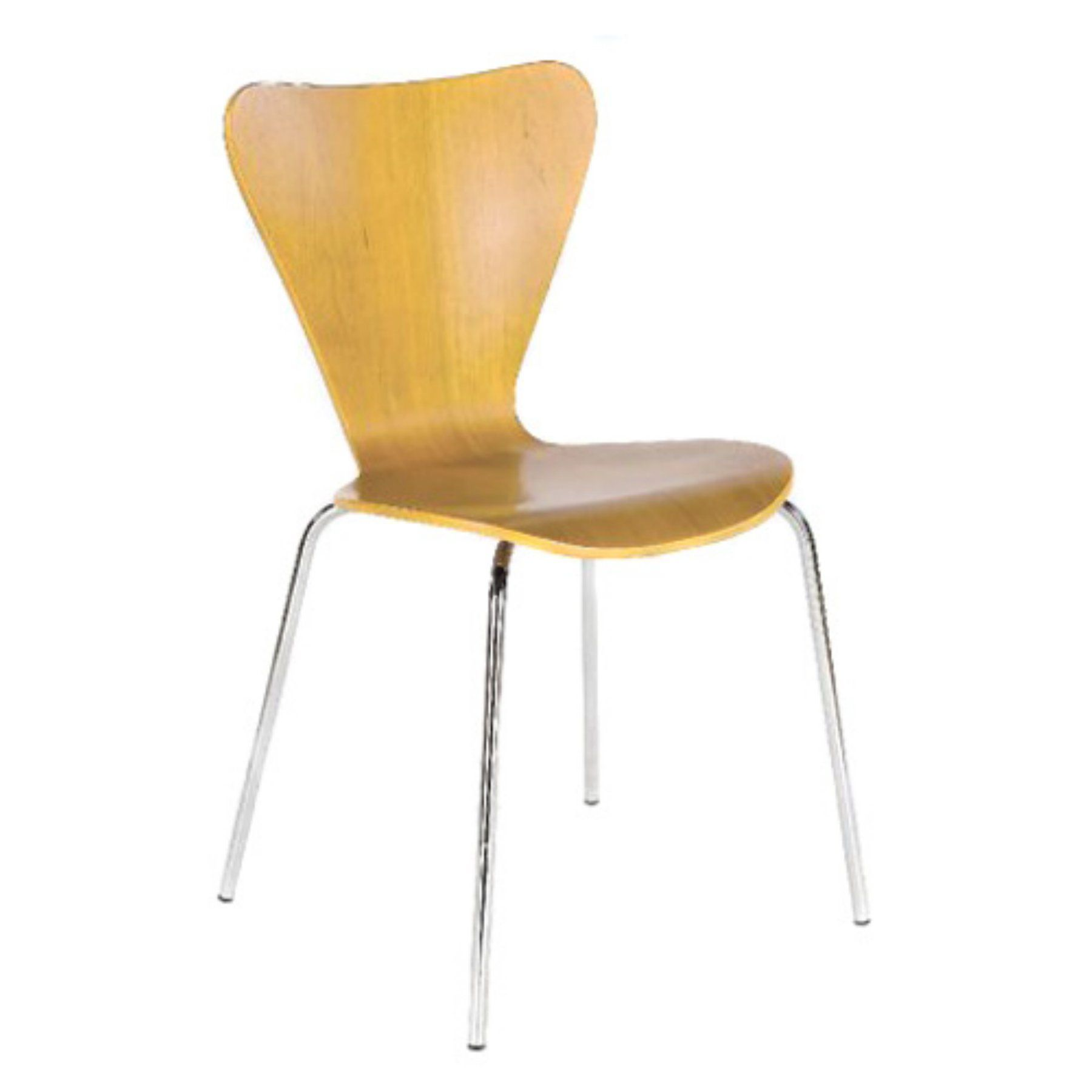 Euro style tendy dining chair set of dining chair set