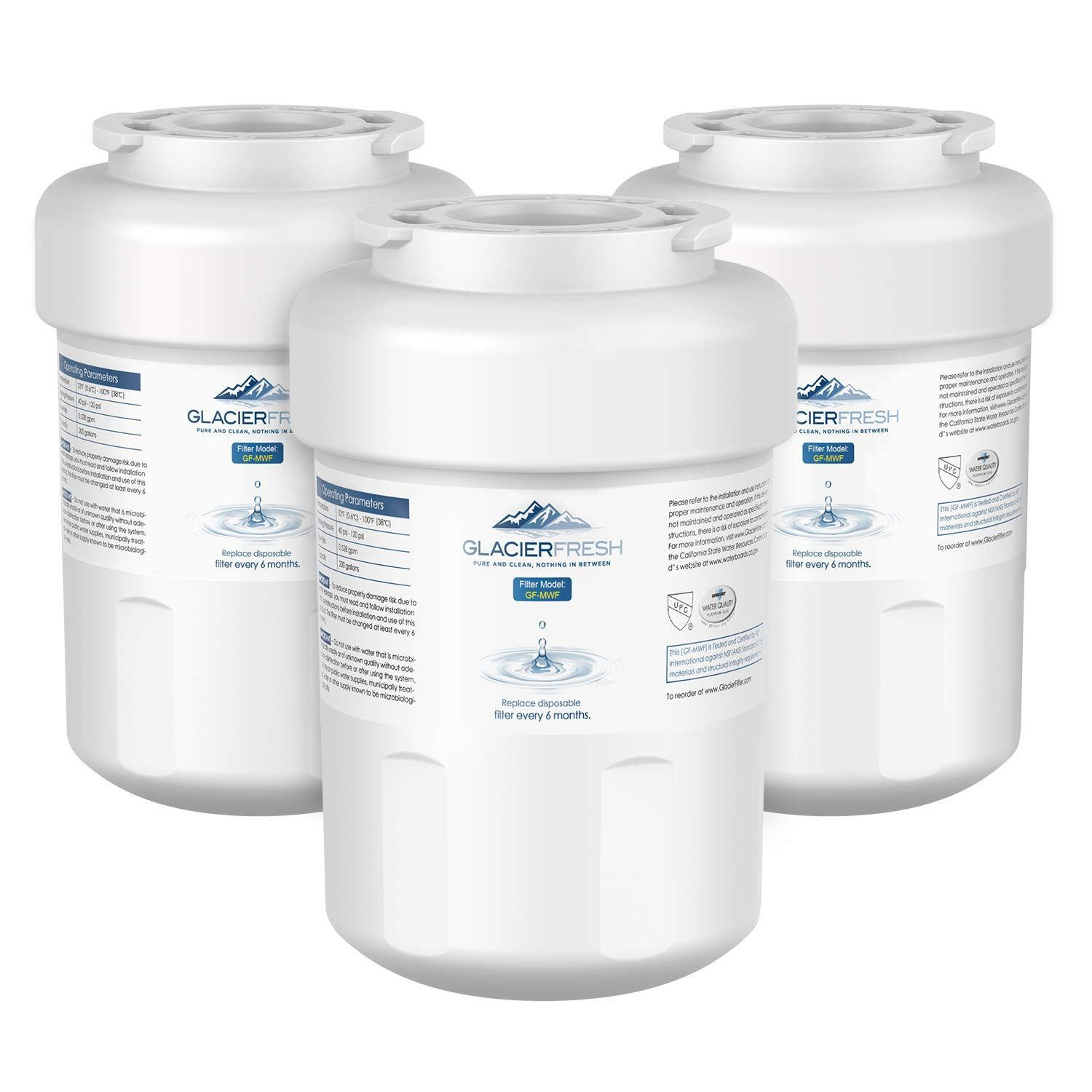 Mwf Water Filter Replacement For Ge Refrigerator Water Filter Best Water Filter