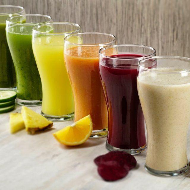 dieta jugos detox chile