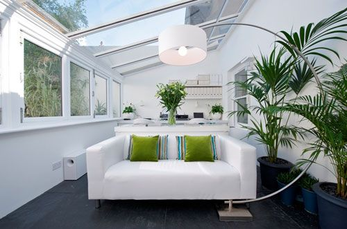 Stunning Small Conservatory Interior Design Ideas Pictures ...
