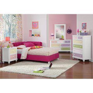 Superieur Mi Style Corner Twin Bedroom Set