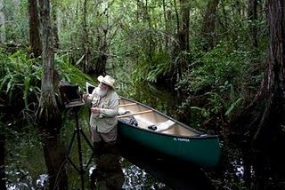 Clyde's work has been an inspiration to me for many years. If you're ever near the Everglades be sure to visit his gallery
