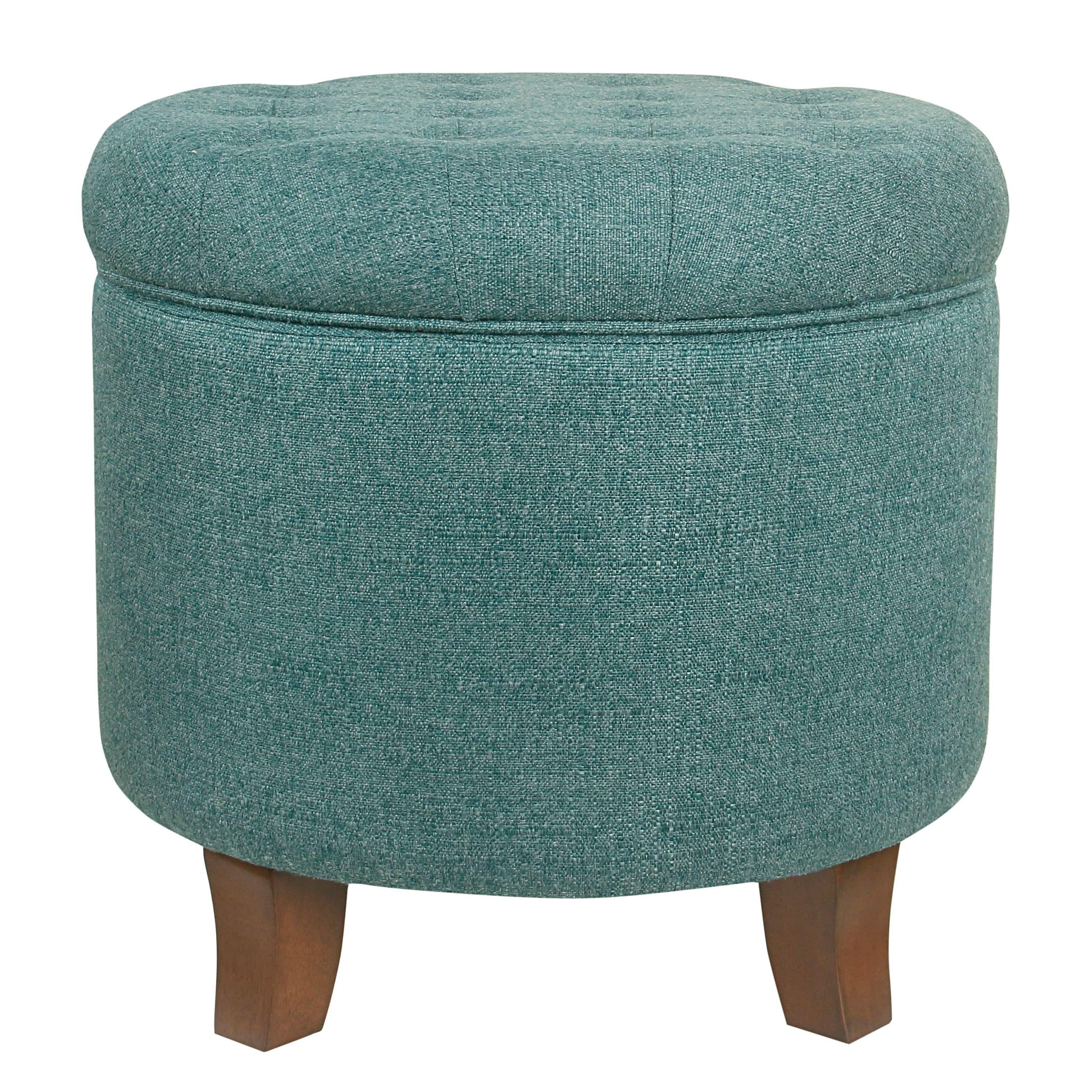 Strange Carson Carrington Melahverfi Boho Tufted Storage Ottoman Ncnpc Chair Design For Home Ncnpcorg