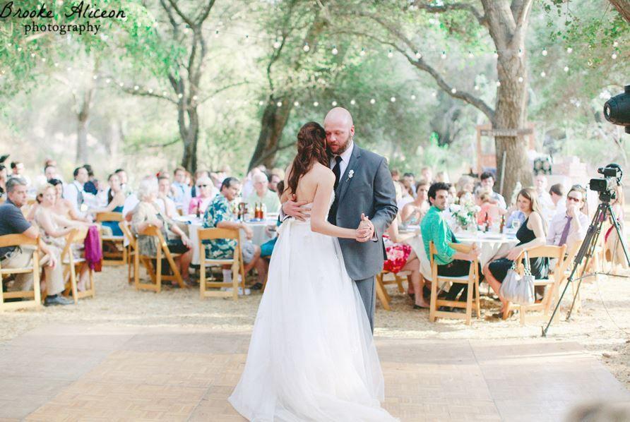Outdoor Venue in Southern California | Rustic wedding ...