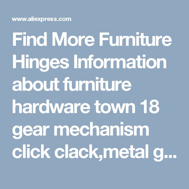 Find More Furniture Hinges Information About Furniture Hardware Town