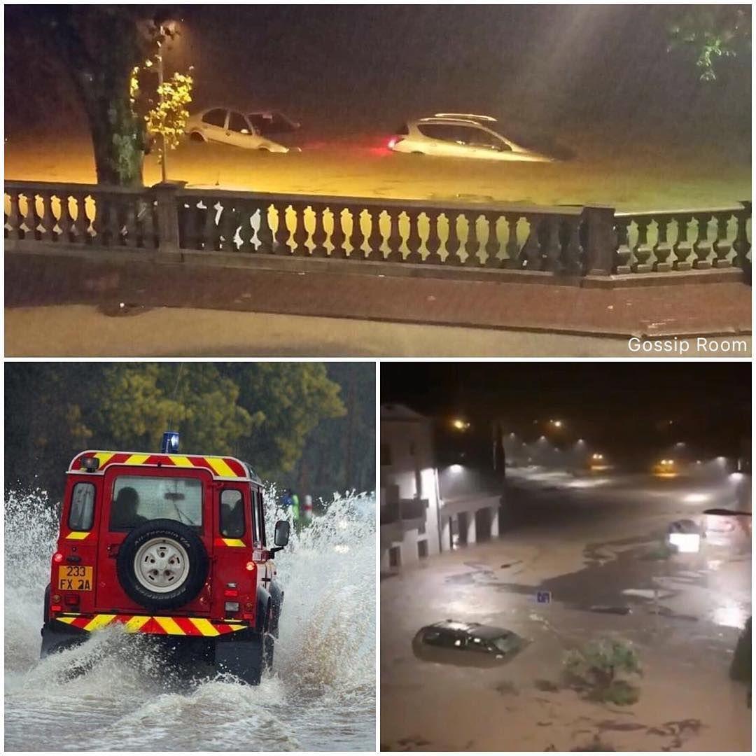 Le département de l'Aude placé en alerte rouge pour pluie