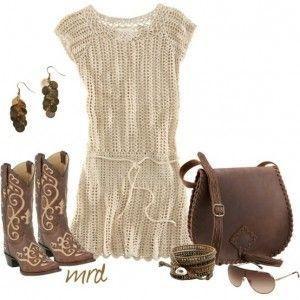 Cowgirl style! by jocelyn