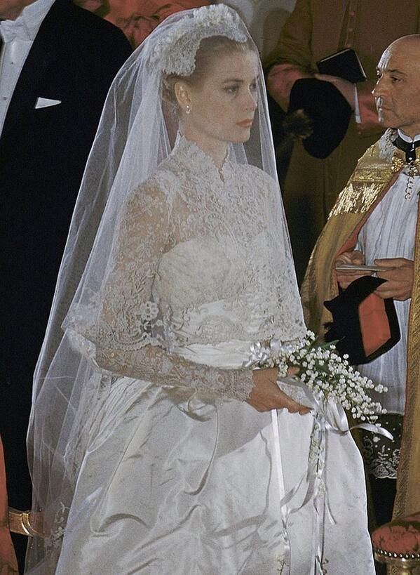 Image result for princess grace wedding | Grace Kelly | Pinterest ...
